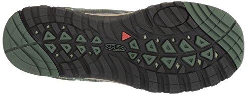 Keen Terradora Mid Waterproof Women's Stivali da Passeggio - SS18 Green