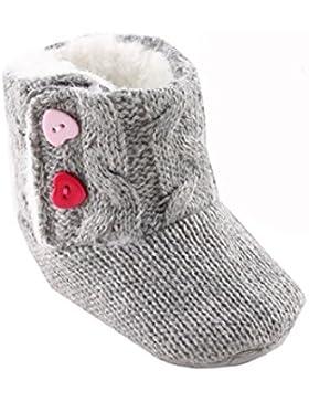 Schön Babyschuhe Schneestiefel,Amcool Baby Bowknot Weiche Sohle Winter Warme Schuhe Lauflernschuhe Kleinkind Schuhe...