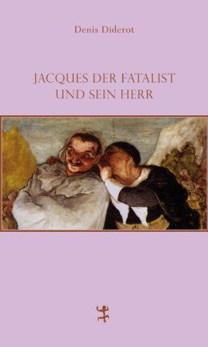 Buchseite und Rezensionen zu 'Jacques der Fatalist und sein Herr (Französische Bibliothek)' von Denis Diderot