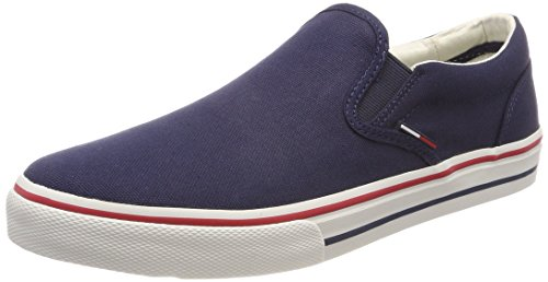 Tommy Jeans Textile Slip On, Sneakers Basses Homme
