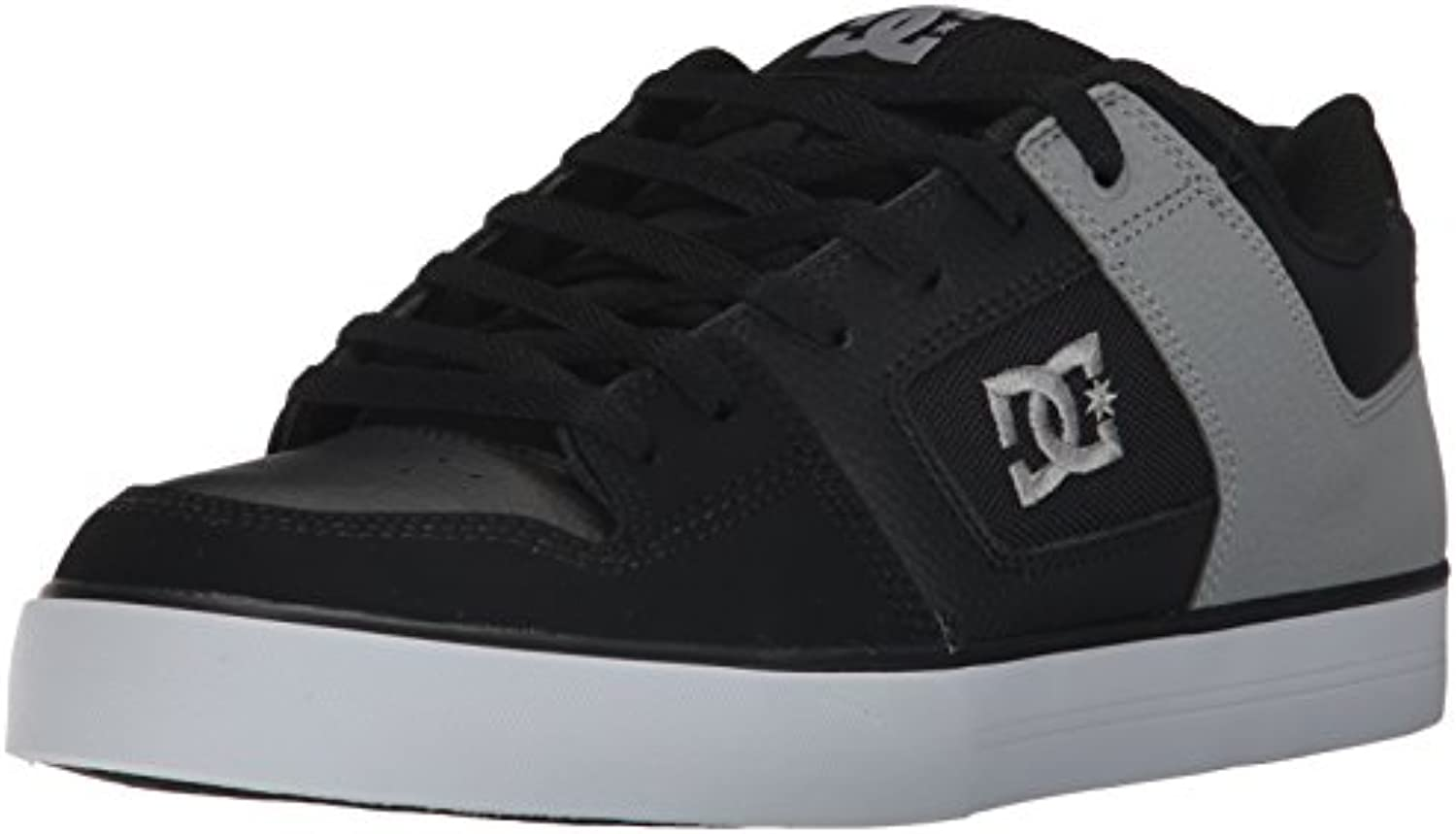 DC Shoes Men's Pure M Low Top Shoes Black 11