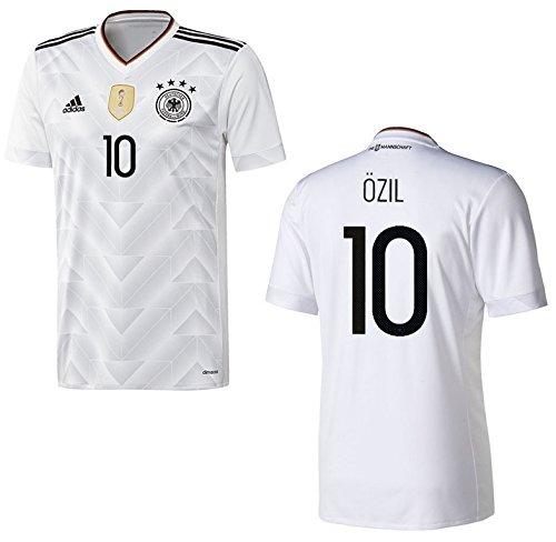 Trikot Adidas DFB 2017 Home Confed Cup (Özil 10, M)