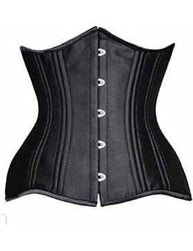YALL Un Apretado Clip Cintura 26 Grandes Breasted Underwear