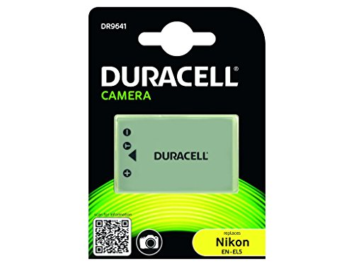 Duracell DR9641 Li-Ion Kamera Ersetzt Akku für