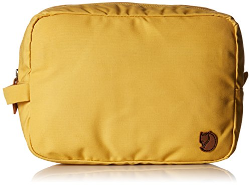 Preisvergleich Produktbild Fjällräven Utensilientasche Gear Bag Large, Ochre, 27 x 10 x 19 cm, 4 Liter, 24214-160