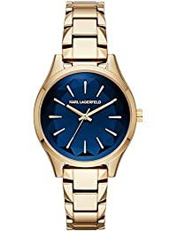 Karl Lagerfeld - Belleville - reloj - gold-coloured