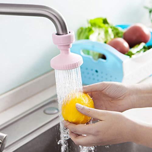 SUJING Küchenarmatur, wassersparend, mit Ventil, Duschkopf für Küchenspüle (Wasserhahn Bronze, Moen Dusche Griff)