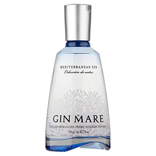 Gin Mare Mediterranean Gin 70cl - (Packung mit 6)