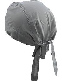 Bandana Cap gris foncé
