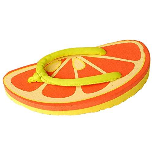 Blancho Cute Intérieur Tongs # 1 Orange