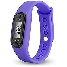 ZODOF Pulsera Actividad, Pulsómetro Pulsera Deportiva y Monitor de Ritmo Cardíaco Monitor de Actividad Impermeable