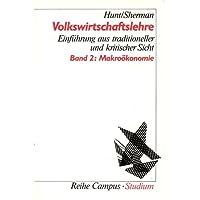 Volkswirtschaftslehre, Bd.2, Makroökonomie (Campus »Studium«)