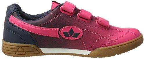 Lico Bernie V, Scarpe Sportive Indoor Unisex – Adulto Rosa (Pink/marine)
