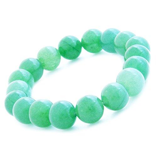 bracelet perle jade homme