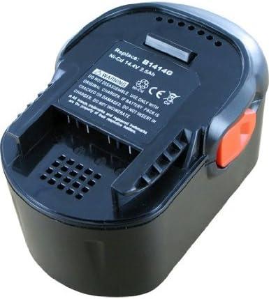 Batteria per AEG BSB 14 G, 14.4V, 2000mAh, Ni-MH Ni-MH Ni-MH | Costi medi  | Materiali Accuratamente Selezionati  | a prezzi accessibili  95b82f
