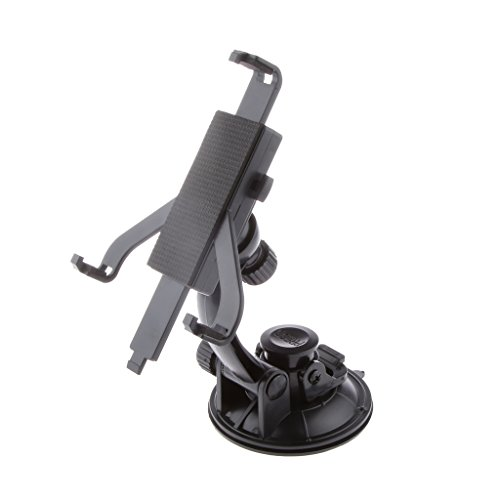 Universal Car Windshield Dash Suction Cup Mount Holder Rotating for iPad 2/3/4/Mini  available at amazon for Rs.475