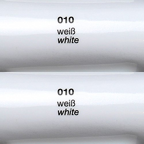 Oracal 621 FOLIEN SET – 010 weiss – Klebefolie – 5m x 63cm – Folie – Moebelfolie – Plotterfolie – Selbstklebend (Folien Set inkl. Rapid Teck® Montage Rakel) - 4