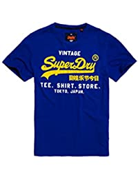 Superdry Men's Shirt Shop Duo Lite Tee T-Shirt