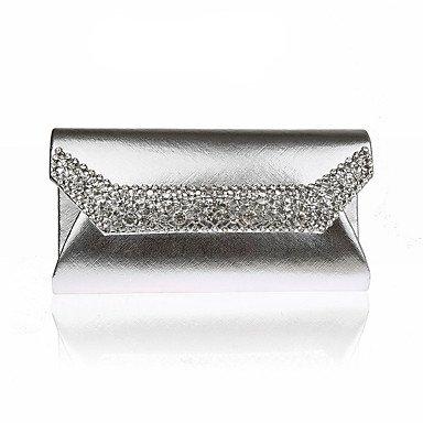 pwne L. In West Frauen'S Lässige Mode Handtaschen Bankettabendessen Tasche Silver