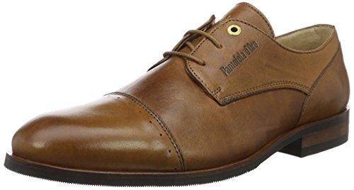 Pantofola d'Oro Herren Lambro Uomo Low Sneaker Braun (Tortoise Shell)