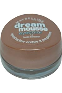Maybelline Dream Mousse Eyeshadow No 14 Suede Sensation - AMC46866