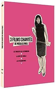 3 films chantés de Nicolas Engel : Les voiliers du Luxembourg + La copie de Coralie + Les pseudonymes