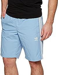 adidas Men's Cw1306 3-Stripes Swim Shorts