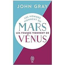 Les hommes viennent de Mars, les femmes de Venus (Bien Etre)