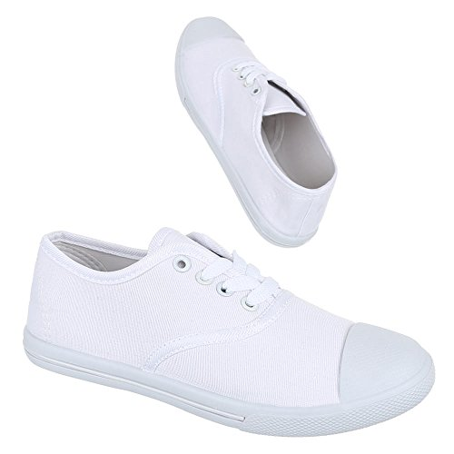 Chaussures, aC1 école Bianco (bianco)