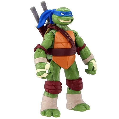 Teenage Mutant Ninja Turtles - Leonardo Action Figur [UK (Leonardo Von Ninja Den Turtles)
