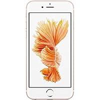 "Apple iPhone 6S Plus - Smartphone libre iOS, Pantalla 5.5"", 16 GB (Dual-Core 1.4 GHz, 2 GB de RAM, cámara de 12 MP), (Reacondicionado Certificado por Apple), Rosa (Rose)"