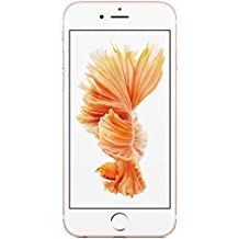 "Apple iPhone 6S Plus - Smartphone libre iOS, Pantalla 5.5"", 16 GB (Dual-Core 1.4 GHz, 2 GB de RAM, cámara de 12 MP), (Reacondicionado Certificado por Apple), Rosa (Rose)"