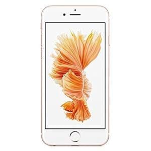 """Apple iPhone 6S Plus Smartphone 4G, 5.5"""" Pollici, Dual-Core 1.4 GHz, 16Gb Memoria interna, 2Gb RAM, Fotocamera da 12 MPX, iOS, CPO, Rosa (Ricondizionato Certificato)"""