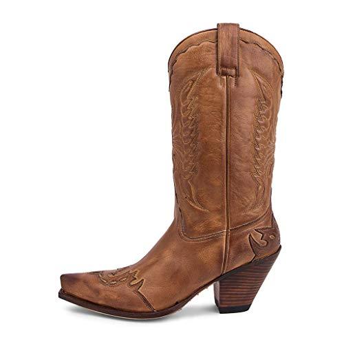 Sendra Boots Botas Western 2560 Gorca 36 EU, Salvaje Noce