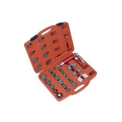 VS0286Air Operated pistone del freno wind-back Tool kit 29PC