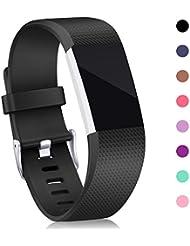 Für Fitbit Charge 2 Armband, Mornex Original Ersatzarmband Sport Fitness Watch Band für Fitbit Charge 2 Armband