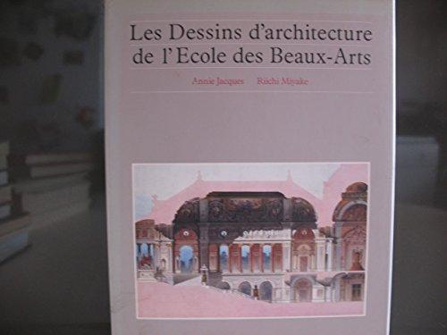 Les Dessins d'architecture de l'Ecole des beaux-arts