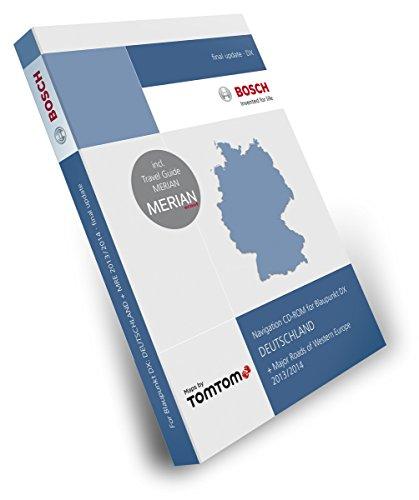 TomTom CD Deutschland+ MRE 2013/2014 für TP DX - Karten