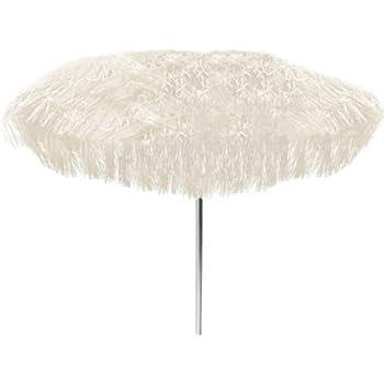 sonnenschirm fransen hawaii schirm bastsonnenschirm gr n. Black Bedroom Furniture Sets. Home Design Ideas