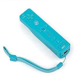Télécommande Wii Plus - bleu