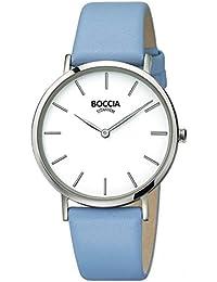 Boccia Damen-Armbanduhr 3273-02