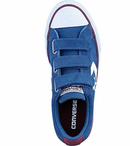 654358C CONVERSE SNEAKERS MARINO Bleu