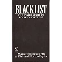 Blacklist: Inside Story of Political Vetting