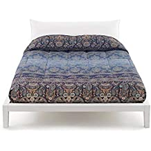 Piumone Letto Matrimoniale Bassetti.Amazon It Piumone Matrimoniale Bassetti Blu