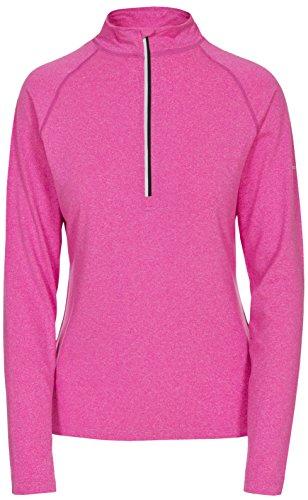 Trespass Rado, Pink Glow Marl, XXS, Schnelltrocknendes Sportoberteil für Damen, XX-Small / Preisvergleich