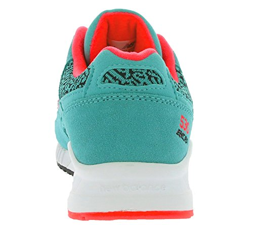New Balance Wmn W530 KIB Aqua White Aquarius / Blue