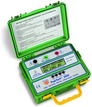 Hochspannungs-Isolationsmesser, 10.000 V/600 G?