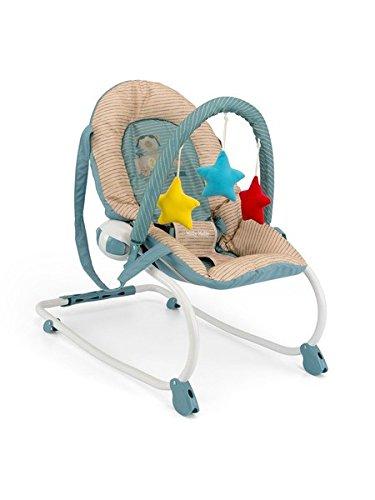 MILLY MALLY 21995 - Silla Mecedora para Bebés, Multicolor