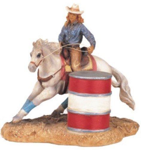 Western Rodeo Pferd (stealstreet ss-g-11383Cowboy auf Pferd Collectible Western Rodeo Dekoration Figur Statue)