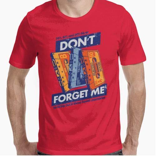 Camiseta - diseño Original - Camiseta - Cassette Memories - L